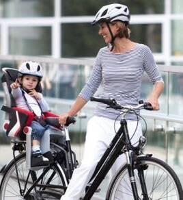 Дитячі велокрісла