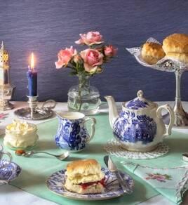 Посуд для кави, чаю, десерту, загальне