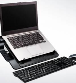 Аксесуари для комп'ютерів та ноутбуків