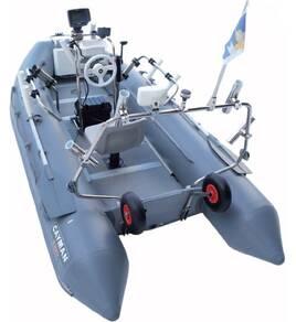 Надувные лодки и аксессуары для них