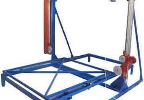 Обладнання для нарізання і перемотування рулонних матеріалів