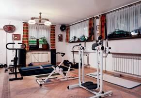 Обладнання для будинків спорту