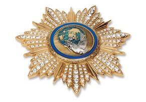 Ордена, награды