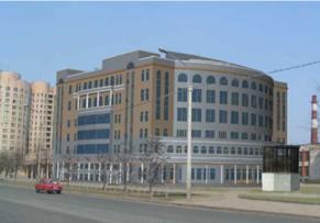 Адміністративні та виробничі будівлі