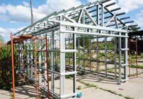 Готовые строительные конструкции