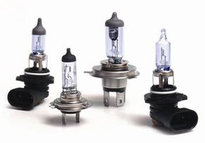 Лампи автомобільні