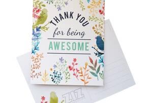 Подарочные конверты и открытки