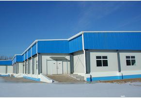 Складські будівлі та споруди