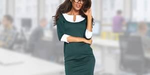 Офісний дрес-код: як не помилитися з вибором ділової сукні