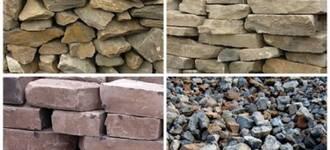 Переваги використання бутового каменю у виробництві та його різновиди