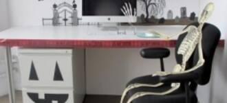 Декор офісу на Хелловін : що вибрати і де купити?