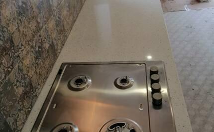 Стільниця з кварциту - гарантія довговічності вашої кухні!