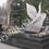 Авторський пам'ятник на кладовище з граніту