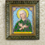 Заготовка для вишивки ікони Святої Марії