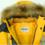 Комбінезон зимовий для хлопчика на біопуху з флисовой підкладкою, опушка-натуральный хутро