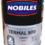"""Термостойкая краска """"Nobiles Termal 500"""" черная 0,7л. Топ продаж!"""