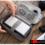 Дорожній органайзер для аксесуарів Travelty Travel Basics Small сірий (RH532) Сірий
