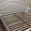Спальний гарнітур Ніколь біле дерево з патиною від виробника