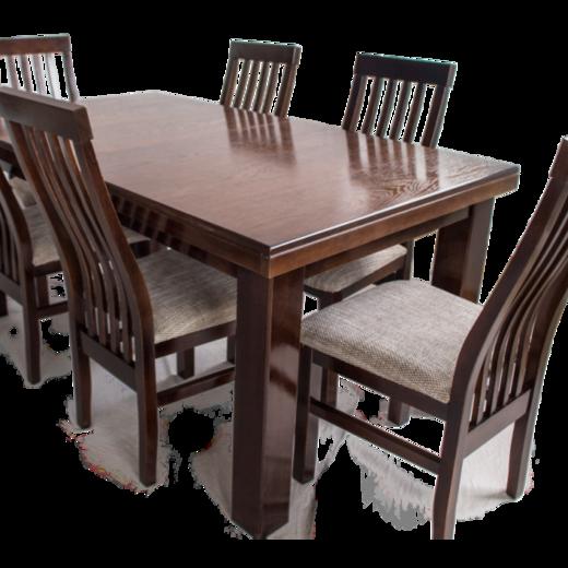 """Обыдній дерев'яний стіл від виробника """"Меблі Закарпаття"""" - ваш надійний вибір!"""