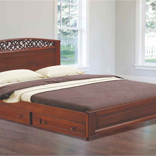 Замовляйте ліжка дерев'яні двоспальні у Києві!