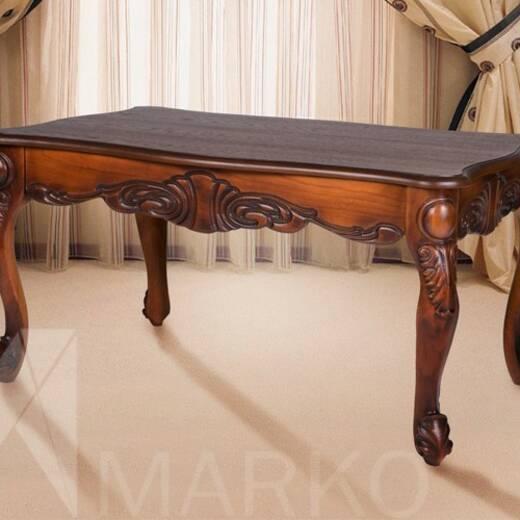 """Великий асортимент дерев'яних обідніх столів - у """"Меблі Закарпаття""""."""