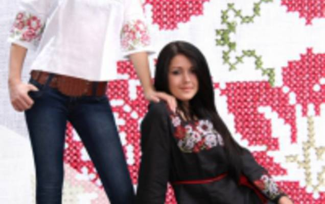 Украинская вышиванка - это модный бренд или символ украинства ... 00a3c0f2e50ba
