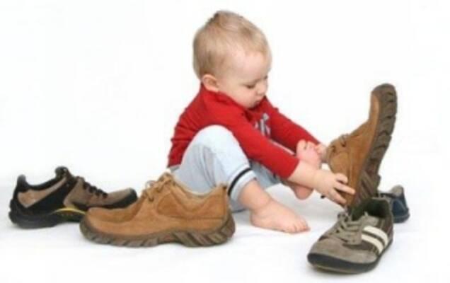Купівля взуття для дітей - найчастіше дуже складна процедура. Так як дитячі  ніжки швидко ростуть і складно підібрати розмір. Але не тільки правильний  розмір ... 921e09926e729