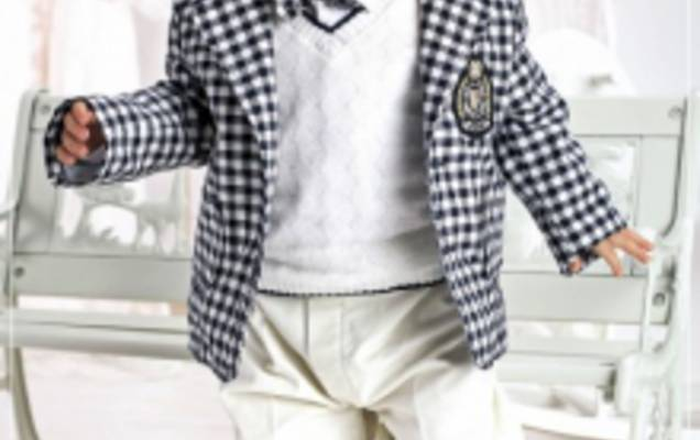 Під прицілом модний дитячий одяг для хлопчиків «Krasnal» - Статті ... e7f56033c1a