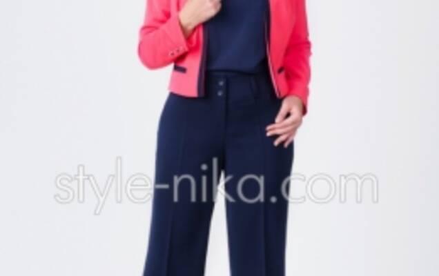 Діловий стиль сьогодні або Якими повинні бути жіночі ділові костюми великих  розмірів оптом  e5c9e39f926e2