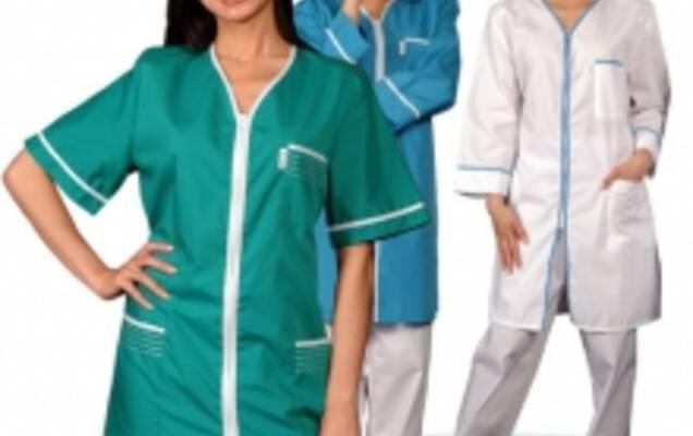 Молоді пощастило більше — медичний одяг тепер вражає гамою кольорів —  блакитного 1ae1932b7a2ee