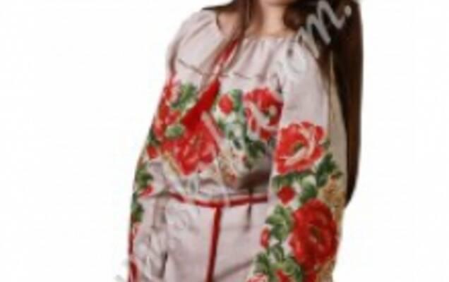 Украинская рубашка и народная одежда в целом - является ярким и самобытным  явлением культуры 895efad322879