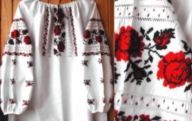 Украинская вышиванка как оберег! - Статьи - УкрБизнес 379b07694e3ef