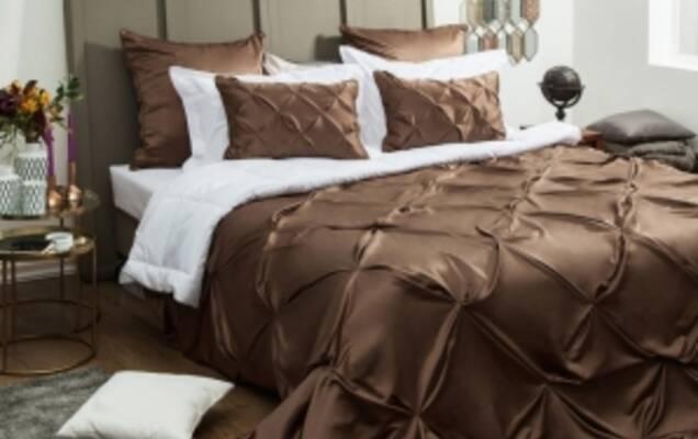 Вибираємо покривало на спальне ліжко  поради - Статті - УкрБізнес cea0d44974246