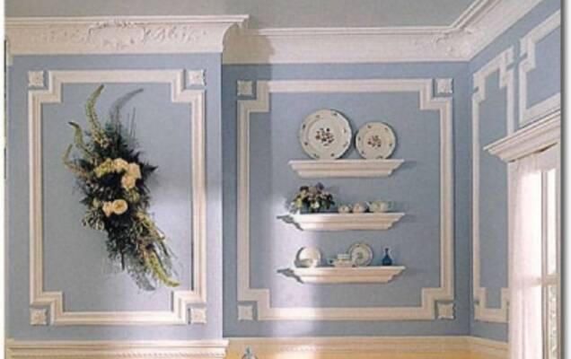 Вдалий декор стін — як бездоганний make-up! Не можеш пригадати деталей 00e7365c66162