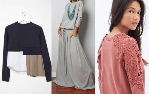 08ddccba21de55 Літні сукні з трикотажу: модні тканини для жіночого одягу у 2018 році