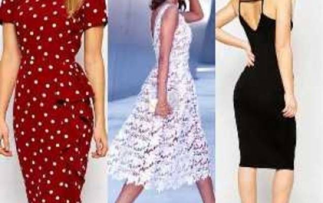 Жіночі сукні міді - вибір справжньої модниці! - Статті - УкрБізнес ... 945e08a6992f2
