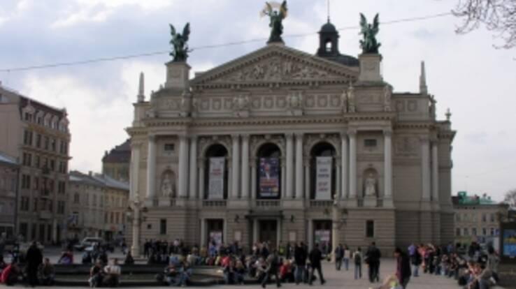 Мэр Львова считает свой город одним из культурных центров Европы