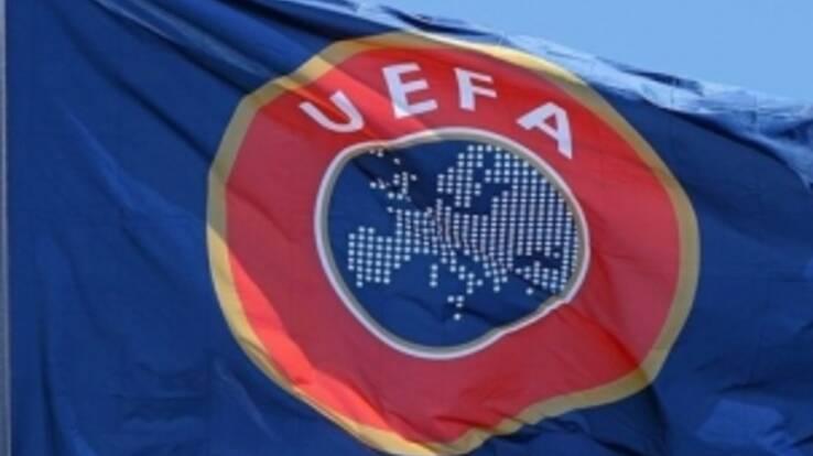 УЕФА откроет в Украине штаб-квартиры