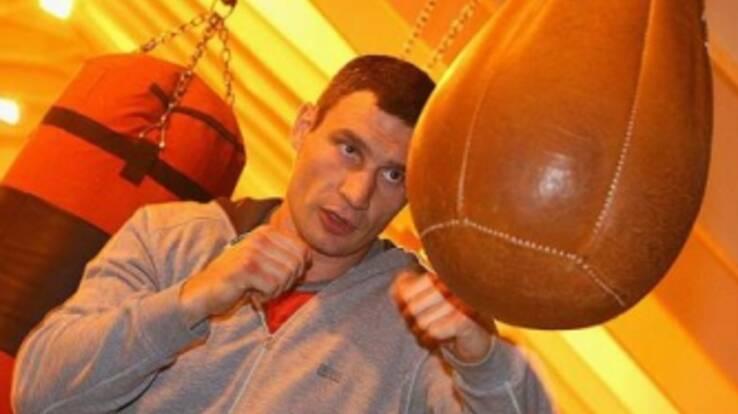 Next Klitschko's fight to take part in June