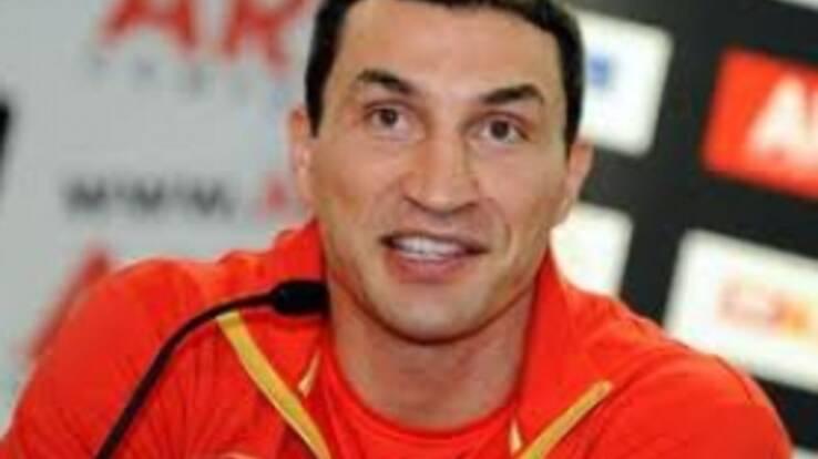 Наступний бій Володимир Кличко планує провести в Києві
