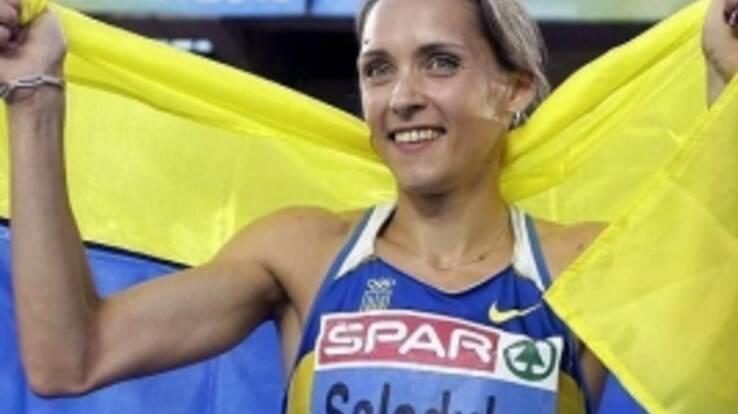 Украинская спортсменка привезла домой золото