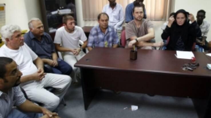 Лівія відпускає українських полонених