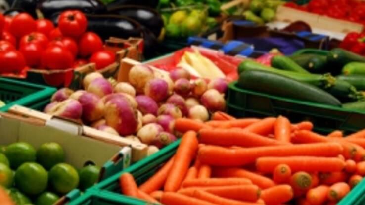 У липні ціни на овочі рекордно впали