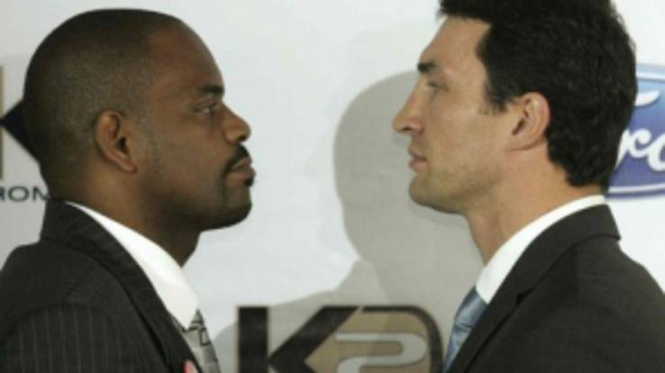 It became known when Klitschko would face Thompson