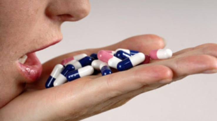Українці випили ліків на 27 млрд гривень за рік