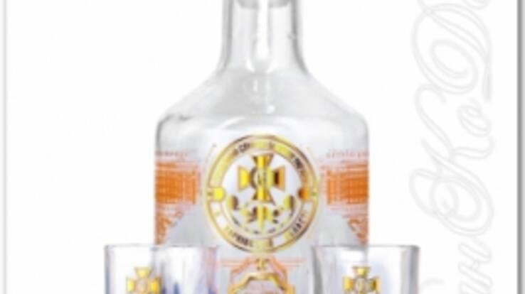 УСБУ совместно с компанией «ДанКо Декор» разработало корпоративную водку