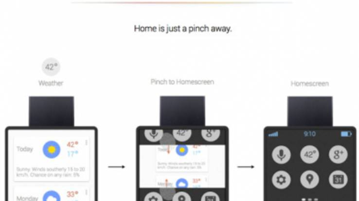 "Google готує ""розумний"" годинник"