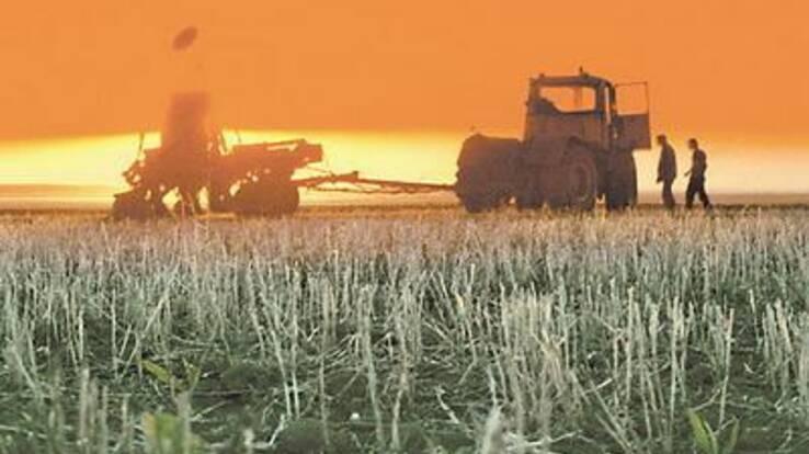 Українські аграрії виступили в підтримку Асоціації з ЄС