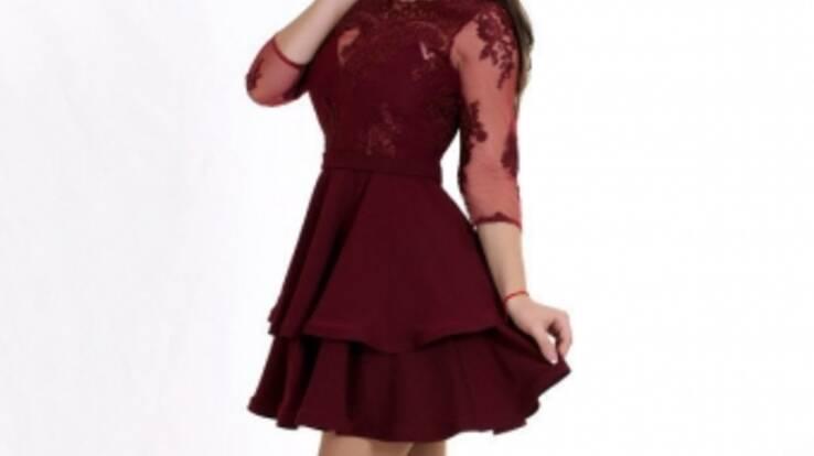 Модні коктейльні сукні недорого пропонує наш інтернет-магазин ... 36aecc6c73d8f