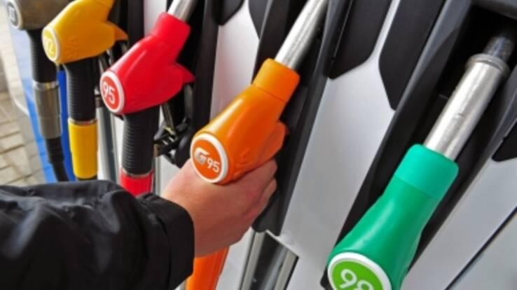 В Украине снизились цены на топливо